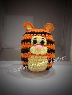 🎄 Crochet Tsum Tsum Disney Tigger