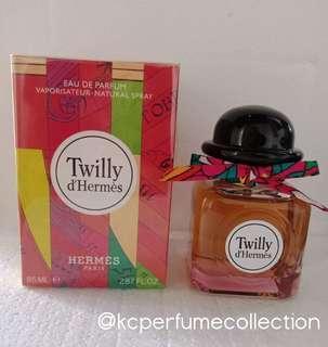 Twilly d' Hermes 85ml