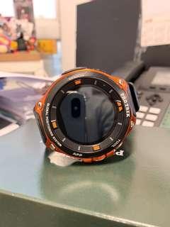 Casio 智能手錶 WSD F-20