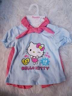 Sanrio Hello Kitty 3pc Baby Set