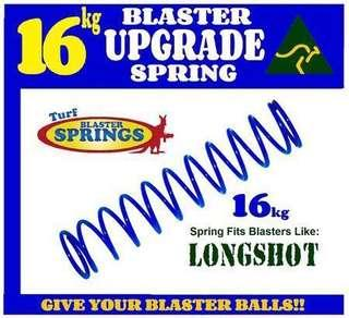 Turf Springs for Nerf blasters