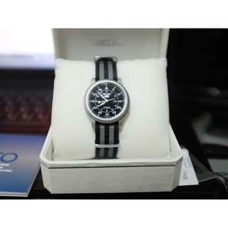 Seiko SNK809 (military watch)