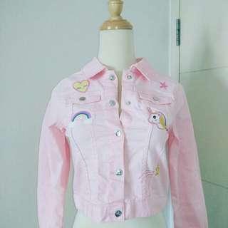 NEW H&M Pink Denim (RP200)