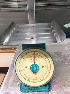 (誠可議價)20公斤 傳統磅秤