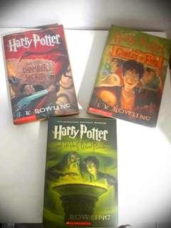 Harry Potter by J.K. Rowling Softbound Books