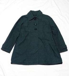 Mini-Polkadots Winter Coat