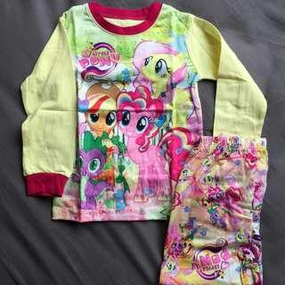 Little Pony Pajamas