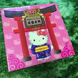 Hello kitty 7-11 collections 祝福系列