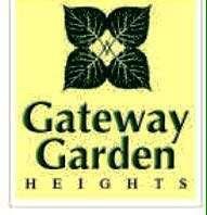 2Floors is Better than 1-Gateway Garden Heights 2-Bedroom