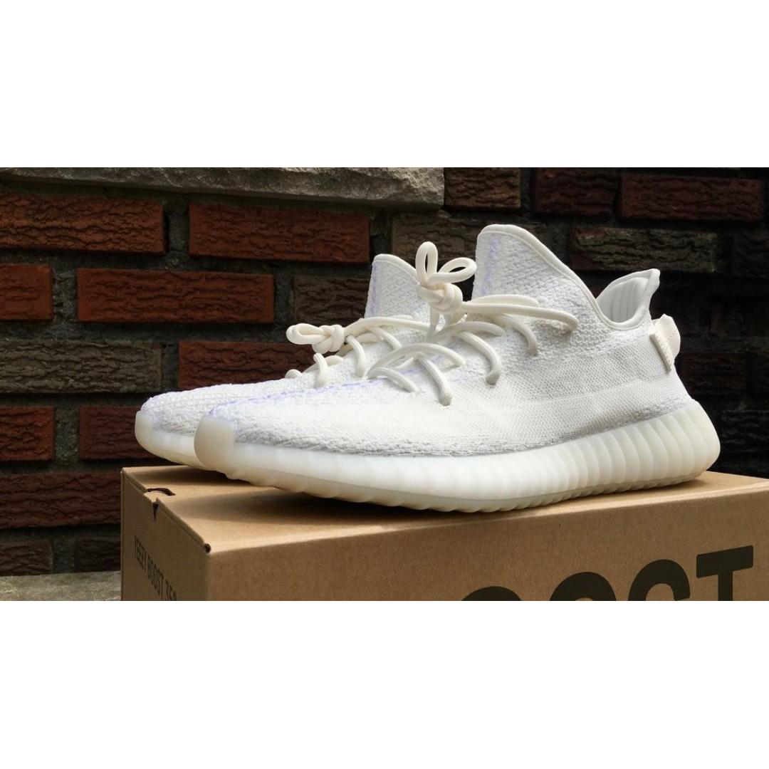 f23d1a9f2 adidas Yeezy Boost 350 V2 Cream Triple White