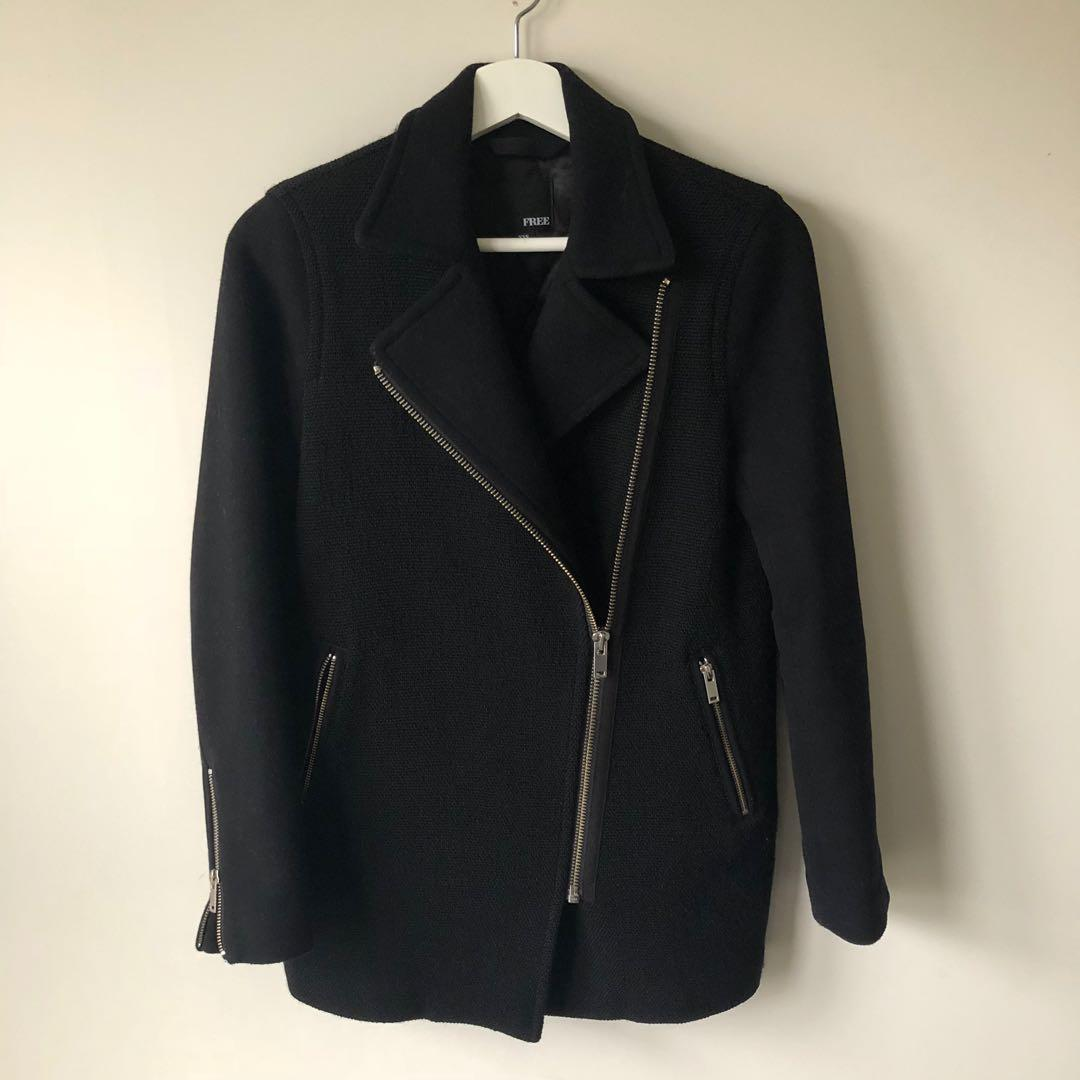 Aritzia Wilfred Fei Coat Jacket XXS