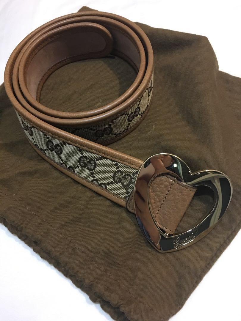 1f8c0676b Authentic Gucci Belt Female 103cm, Women's Fashion, Accessories ...