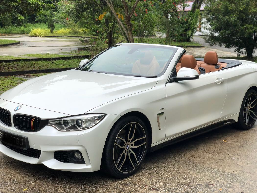 Bmw 428I Convertible >> Bmw 428i Convertible Auto Luxury Cars Cars For Sale On Carousell