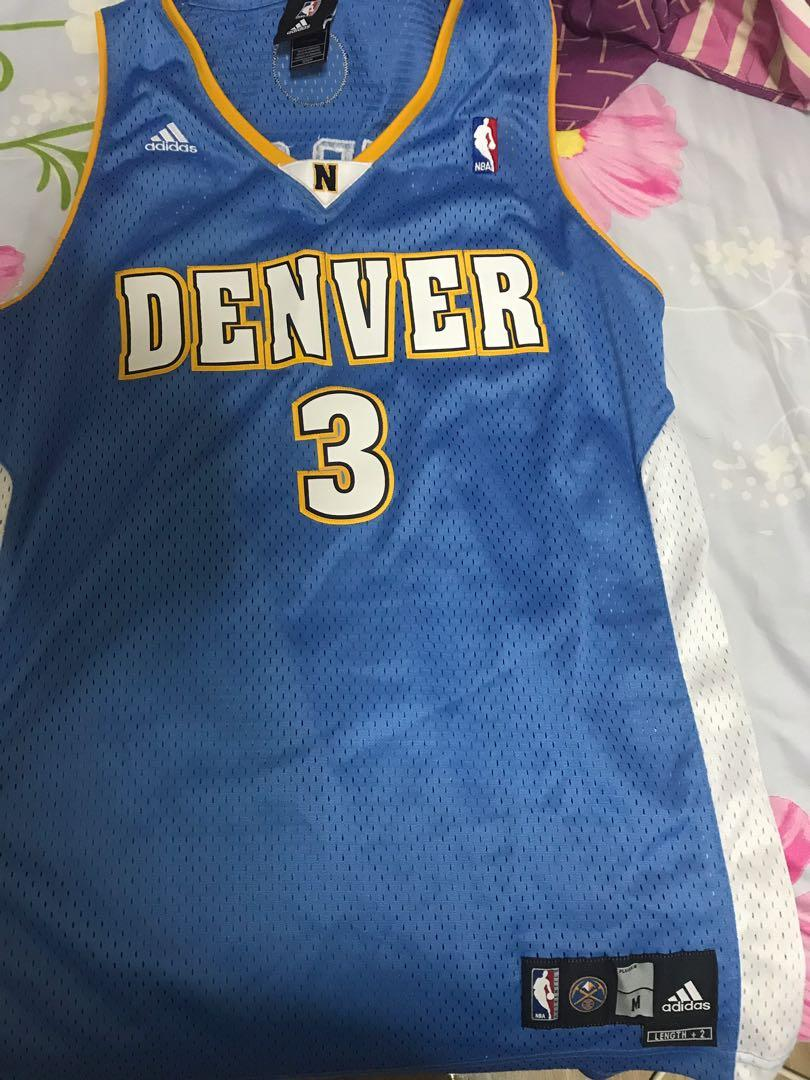 official photos cfd87 3d740 Brand new Allen iverson game worm type jersey, Sports ...