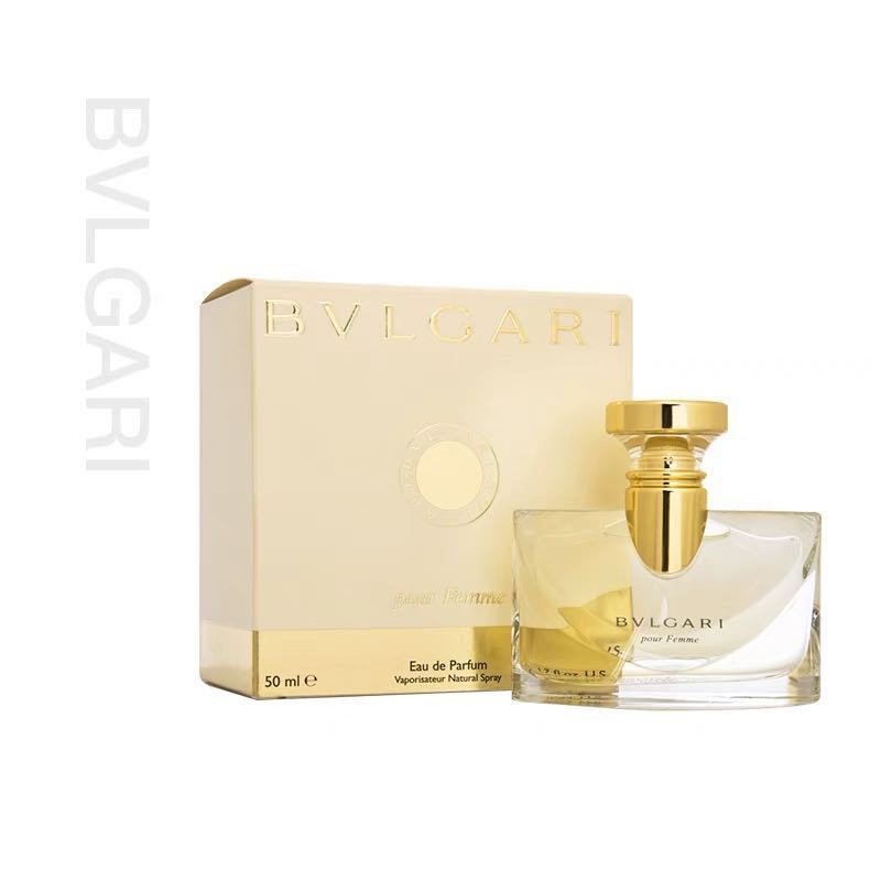 Bvlgari Pour Femme Vapo EDP 50ml, Health   Beauty, Perfumes, Nail Care    Others on Carousell cf6590277d9