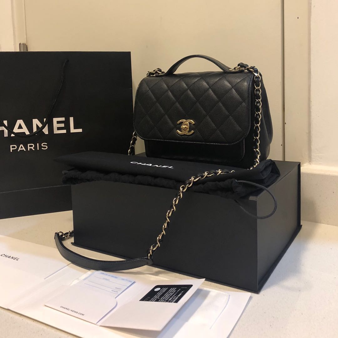 0a4a726e9385 Chanel Affinity small bag LGHW, Luxury, Bags & Wallets, Handbags on ...