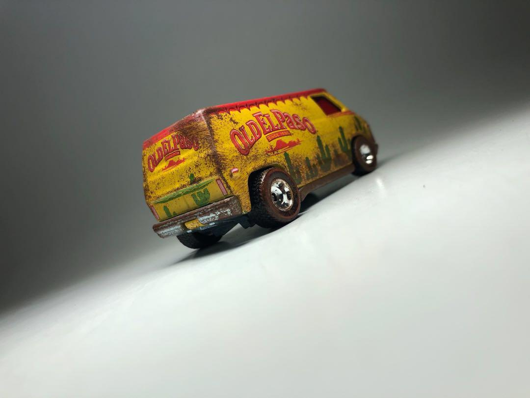 Hot Wheels Old El Paso Supervan, Toys & Games, Others on