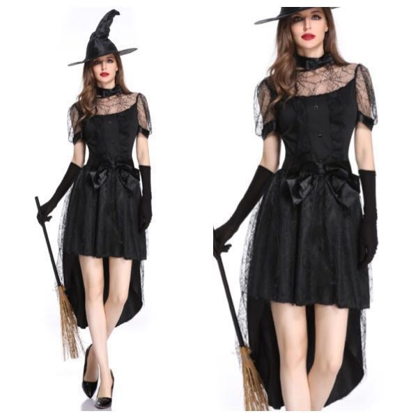 Apologise, but, Black witch costume apologise, but