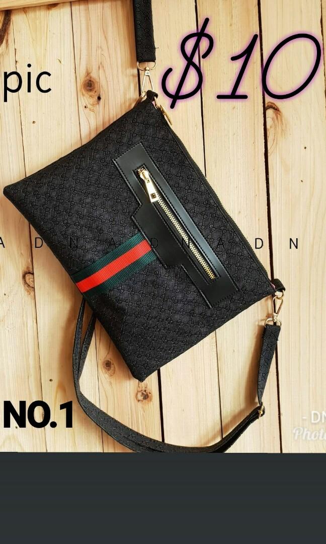 6d40ce1a2 Instock sling bag cums clutch, Women's Fashion, Bags & Wallets ...