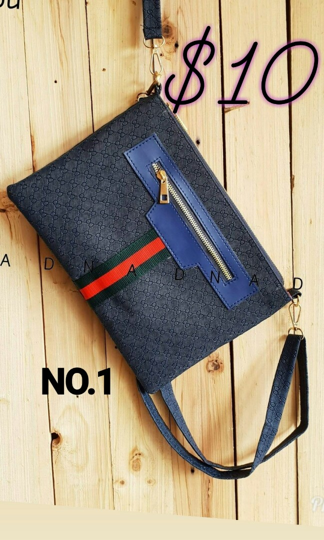 dd8130593 Instock sling bag cums clutch, Women's Fashion, Bags & Wallets, Sling Bags  on Carousell