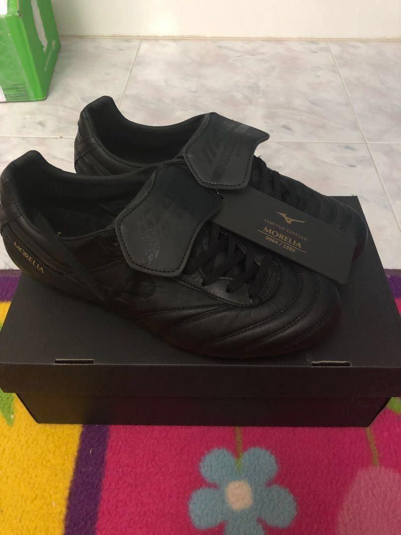 promo code 81d0b 57acc Mizuno Morelia 2 (MIJ) Blackout Limited Edition Soccer Boots ...