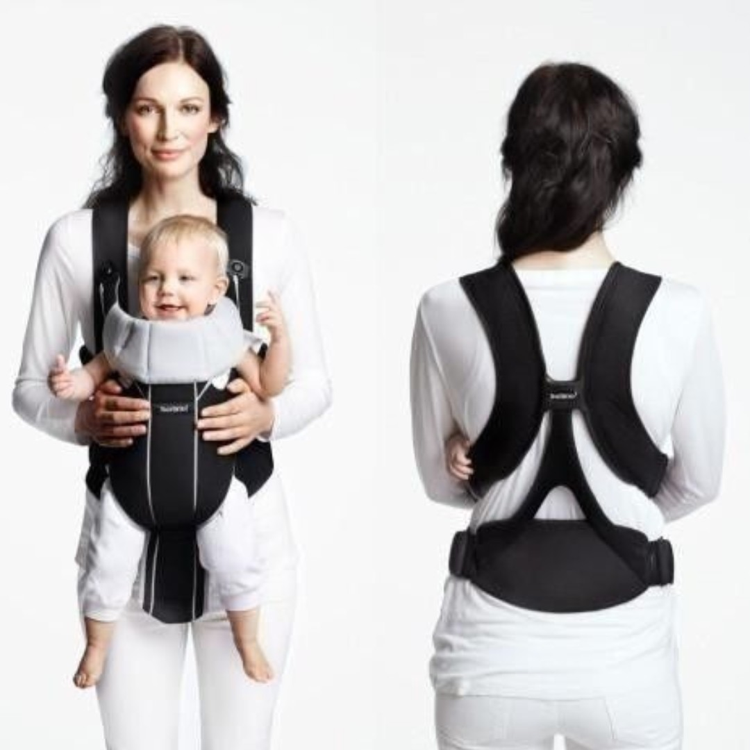 5058383e69f New BabyBjorn Carrier Original