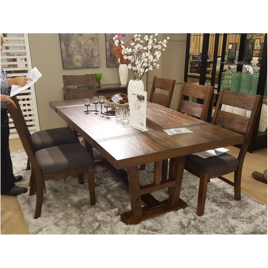 Reduced Zenfield Dining Chairs By Ashley Homestore