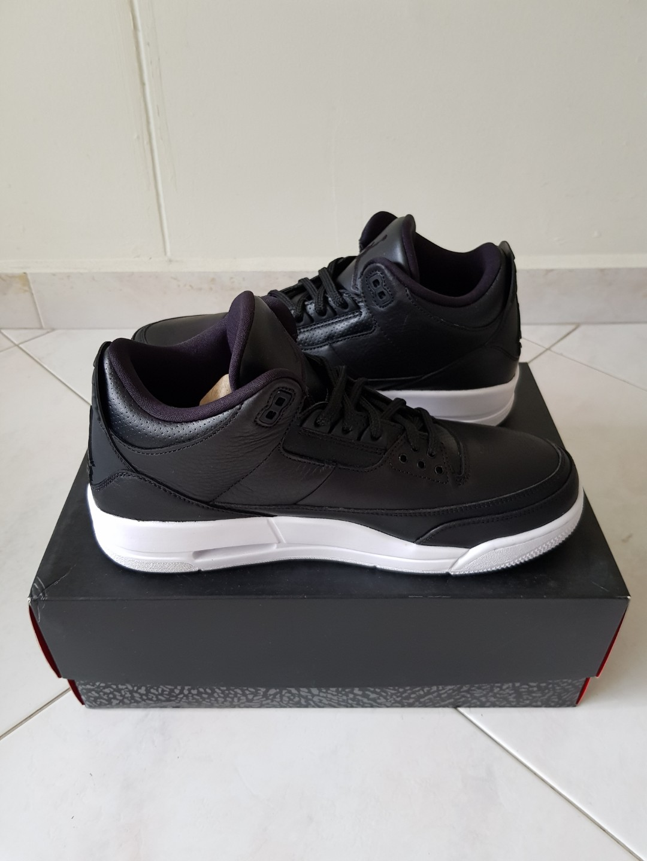2313bf076b7 NIKE AIR JORDAN 3 RETRO, Men's Fashion, Footwear, Sneakers on Carousell