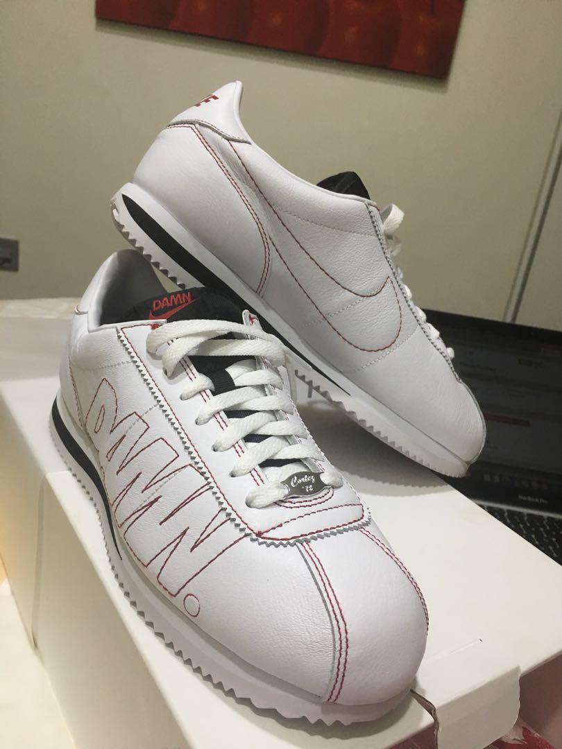 premium selection 782ab 43ab1 Nike Cortez Kenny 1 DAMN