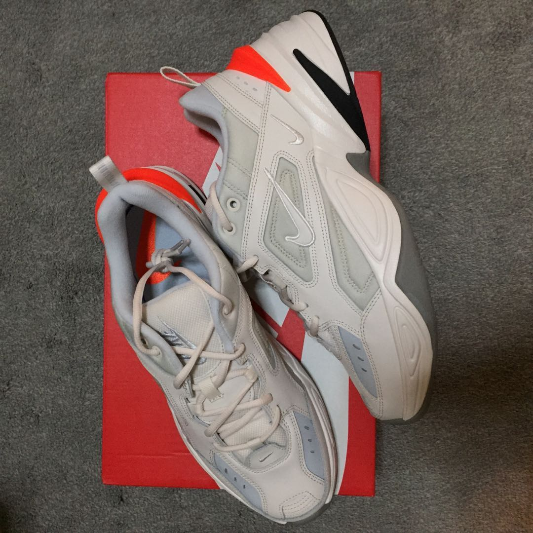 sports shoes d53d3 23089 Nike M2K Tekno - US10, Men's Fashion, Footwear, Sneakers on Carousell