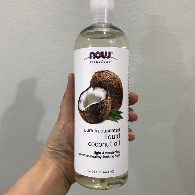 Odorless Fractionated Coconut Oil, Health & Beauty, Bath