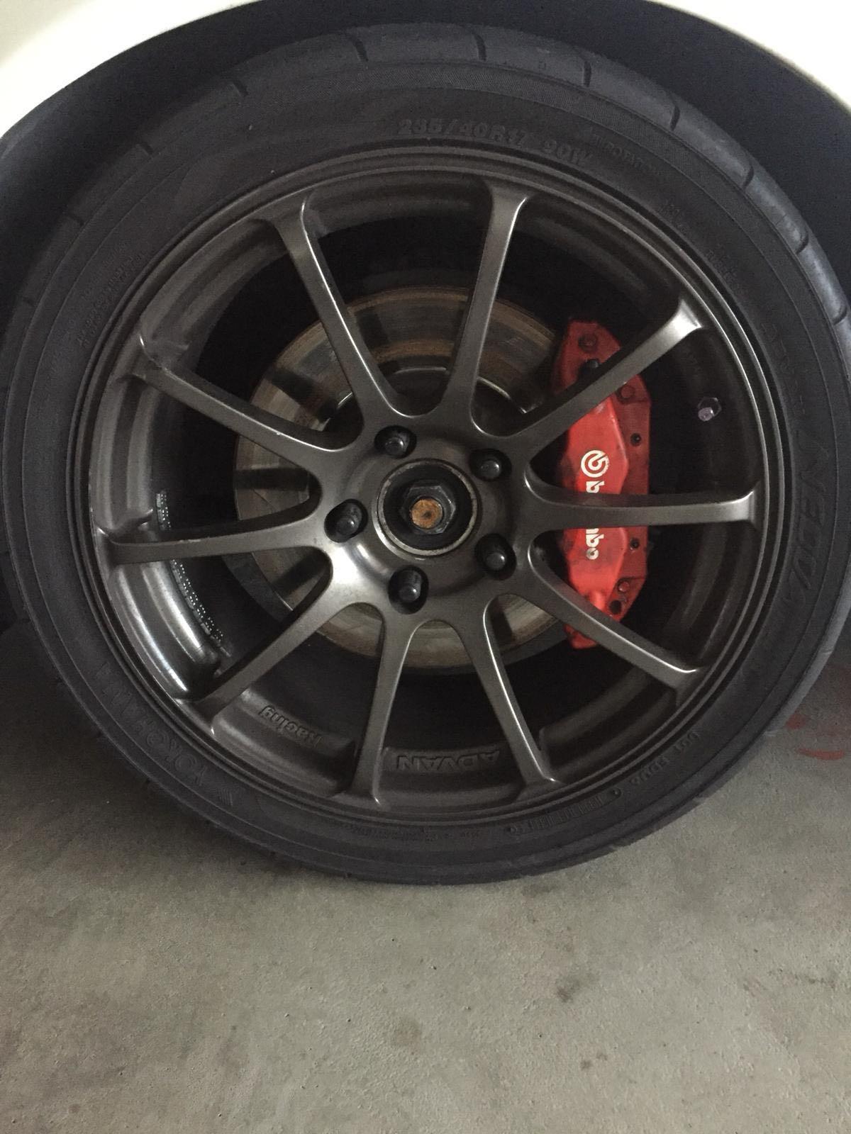 Original Advan Racing RS