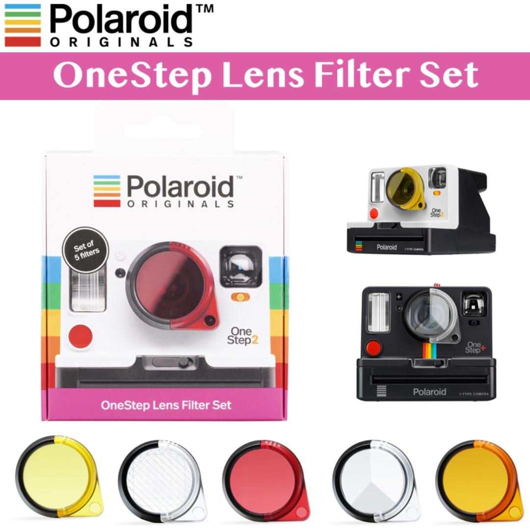 2f481ede05f2 Polaroid Originals Onestep Lens Filter Set, Photography, Camera ...