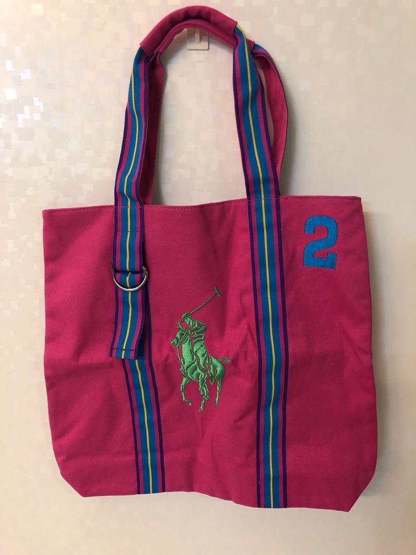 650e4ddd06 Polo Ralph Lauren Tote Bag
