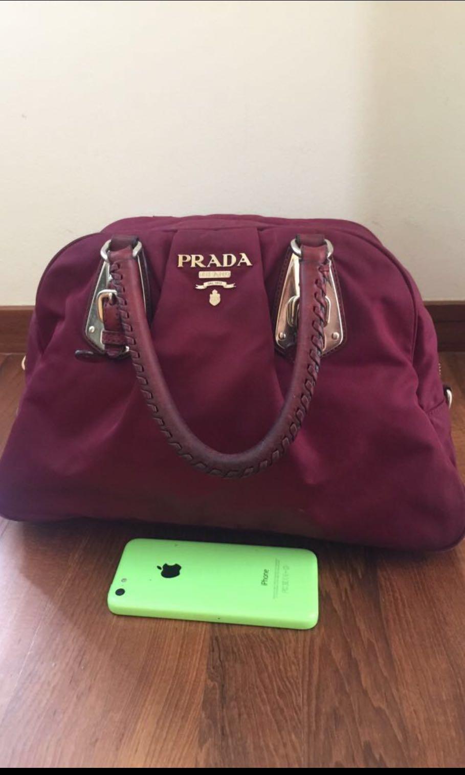 Price down Prada bag ca2f15496f1cd