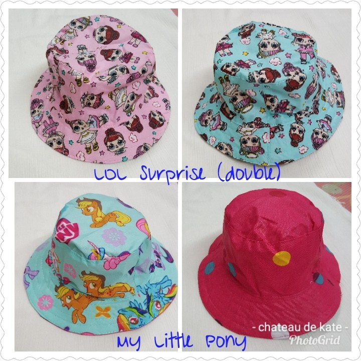 Reversible Bucket Hats - NEW designs 695e00be340d
