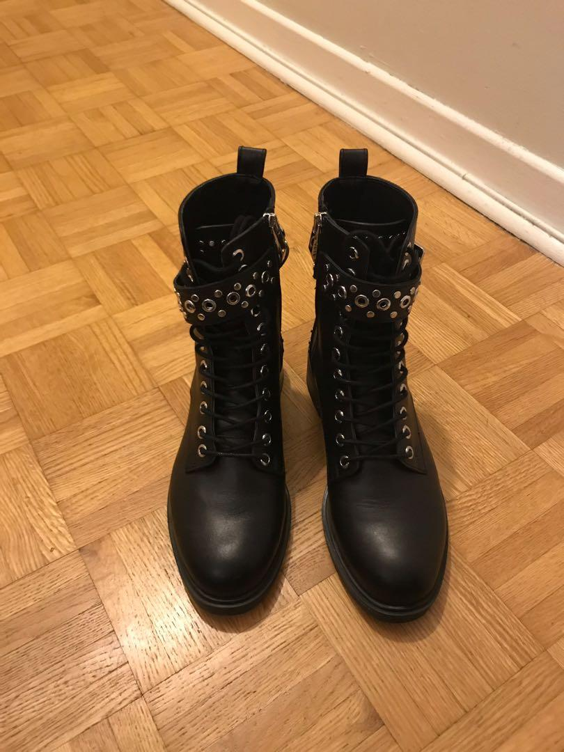 Selling Zara boots!! Brand new, worn once. Paid $160 including tax