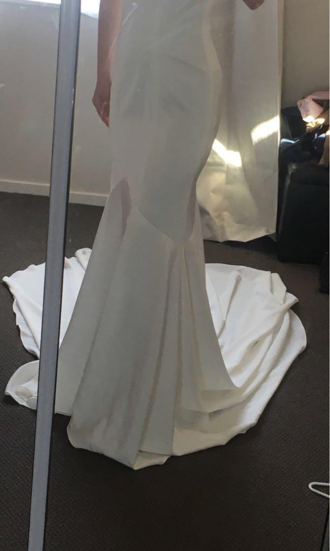 Size 6 wedding dress