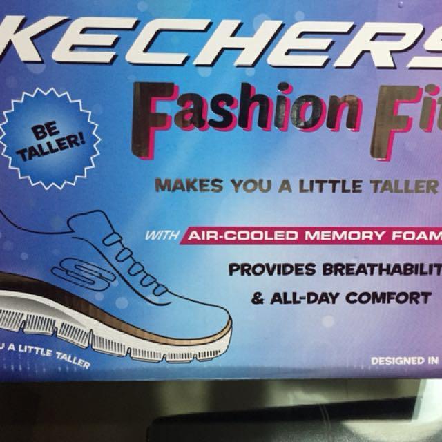 skechers shoes make you taller