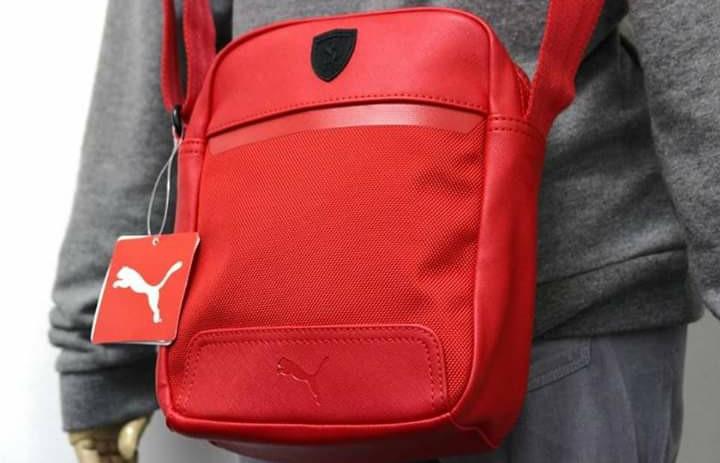 1c6d8919a937 SLING BAG PUMA FERRARI ORIGINAL 100%