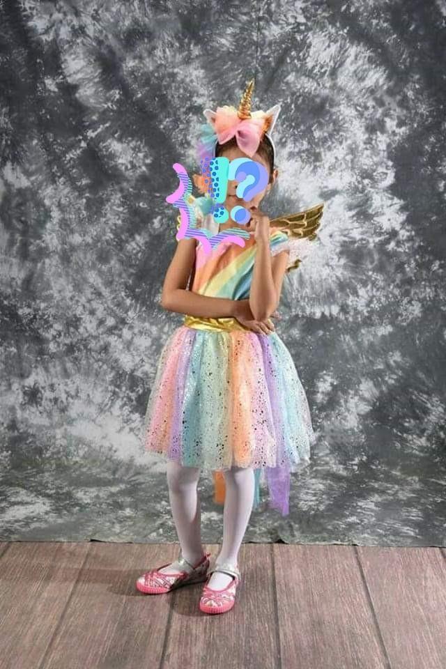Snowhite and unicorn costume, Babies & Kids, Girls' Apparel
