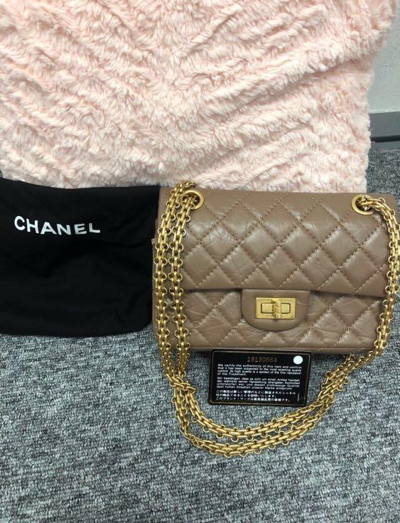 236c40c549ee SOLD> Chanel Mini 2.55 Reissue 224, Women's Fashion, Bags & Wallets ...