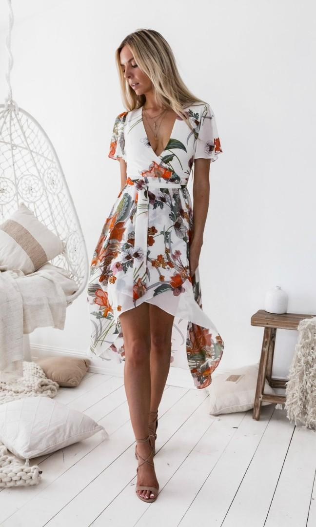 Sold out style - new Two Sisters the Label floral Dress XS/6