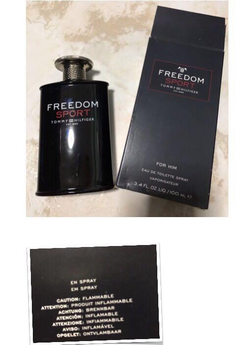 56072e67b Tommy Hilfiger Freedom Sport Eau De Toilette Spray