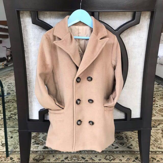 3595b77d6 Wool Coat - Boys