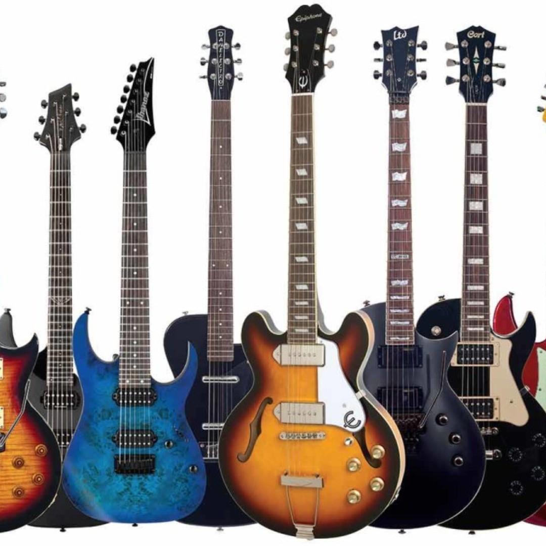 WTB Used/Old guitars