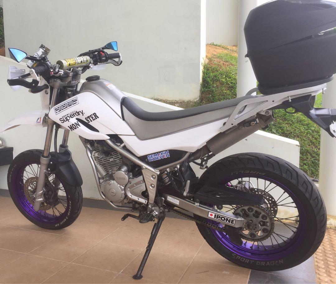 Yamaha XT 250 X