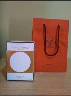 Parfum jour d'hermes