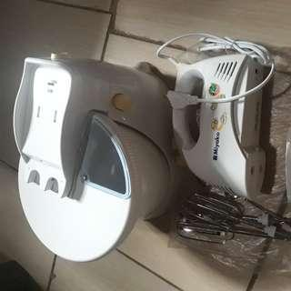 Hand Mixer + stand mixer sm-625