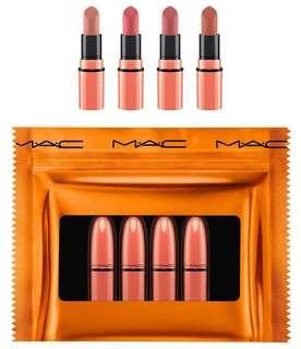 [NEW & LIMITED EDITION] 2018 MAC CHRISTMAS COLLECTION LITTLE BULLET LIPSTICK
